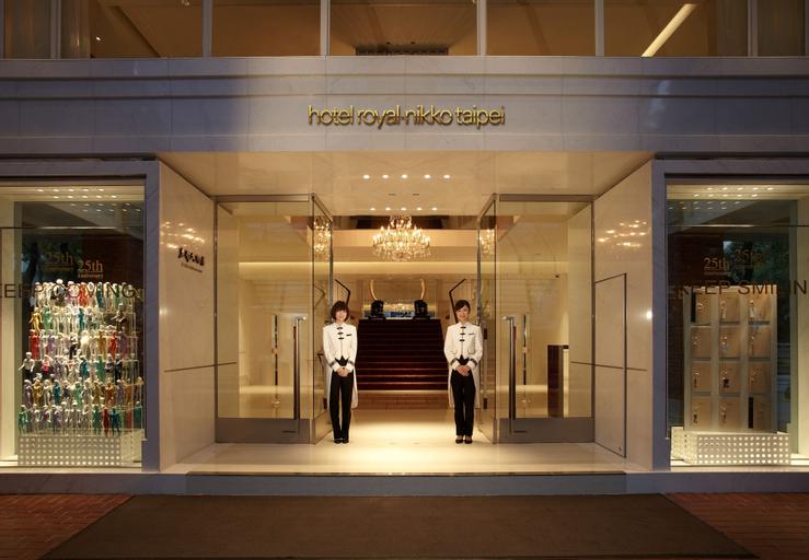 Hotel Royal-Nikko Taipei, Taipei City
