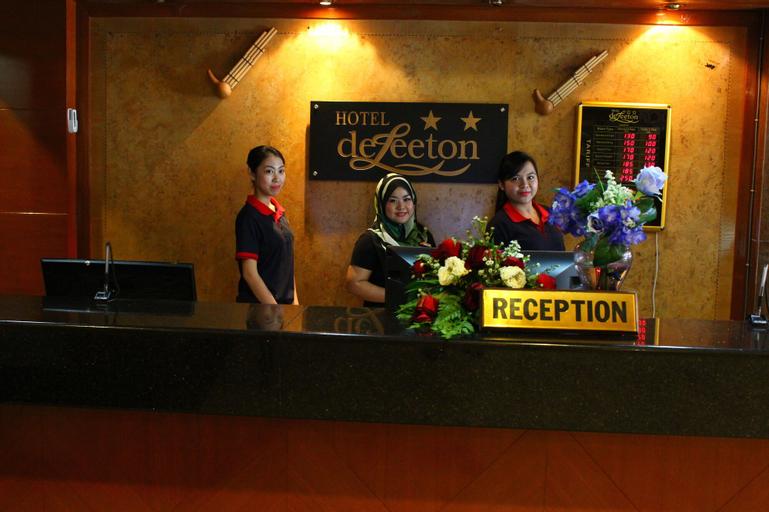 Hotel DeLeeton, Kota Kinabalu