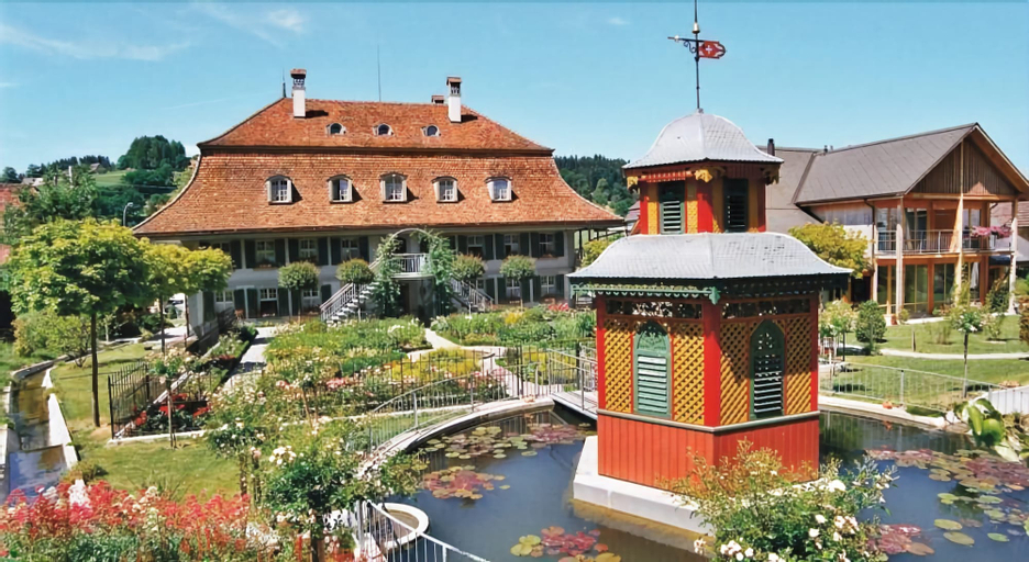 Romantik Hotel Bären, Trachselwald
