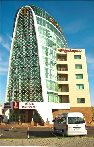 Jumbaktas Hotel, Tselinogradskiy