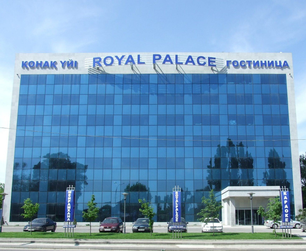 Royal Palace Hotel, Almaty (Alma-Ata)