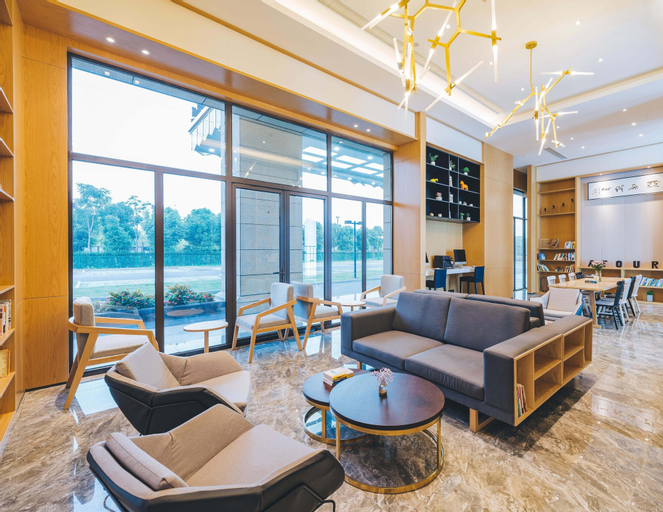 Atour Hotel Xinghu Nantong, Nantong
