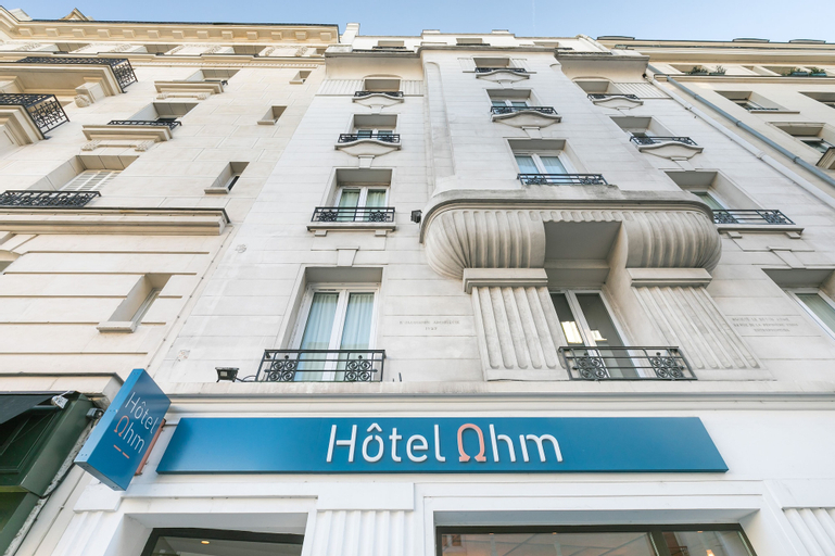 Hotel OHM by Happyculture, Paris