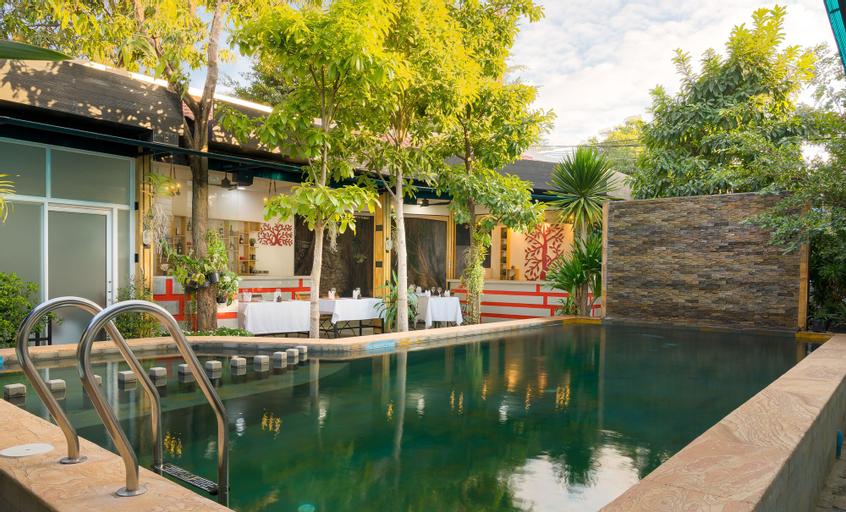 Damnak Villa Retreat, Siem Reab