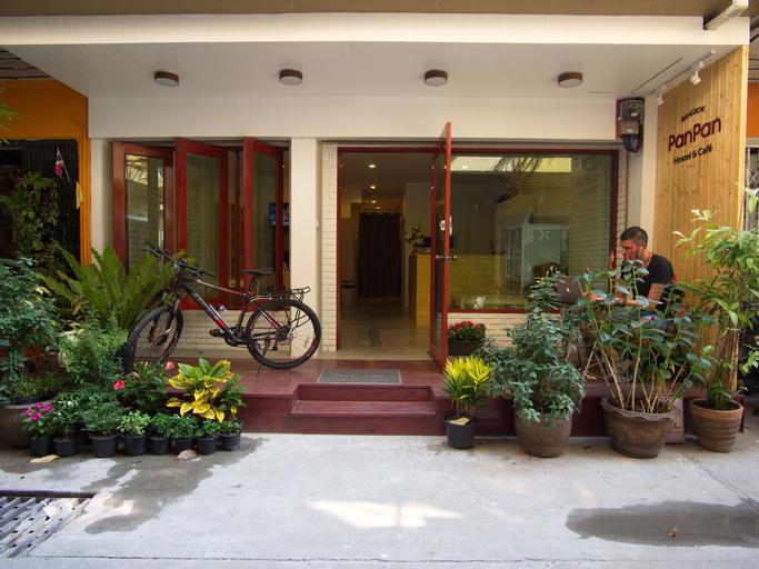 PanPan Hostel Bangkok, Sathorn