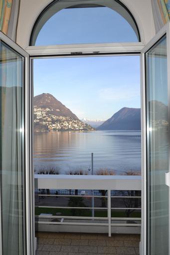 Best Western Hotel Bellevue au Lac, Lugano
