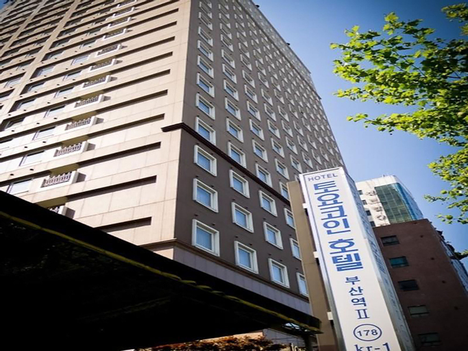 Toyoko Inn Busan Station No.2, Dong
