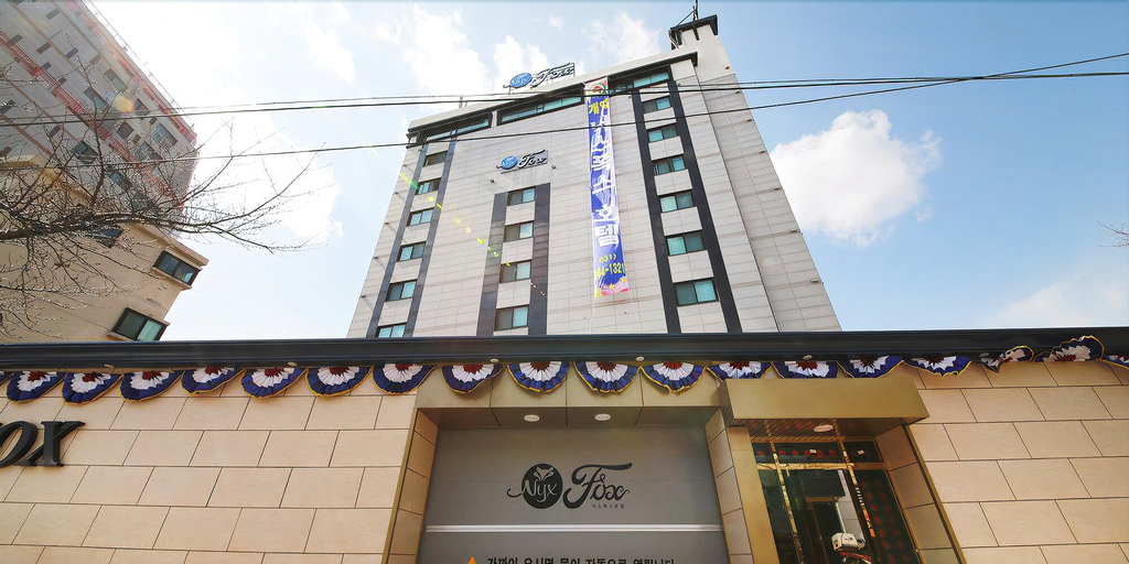 Nyx Fox Songtan Hotel, Pyeongtaek