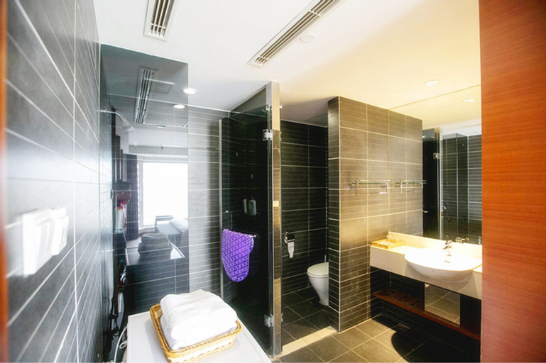 Love Holiday Inn Apartment, Dalian