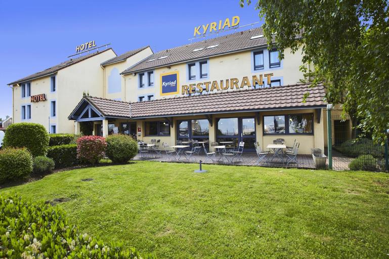 Hotel Kyriad Beauvais Sud, Oise