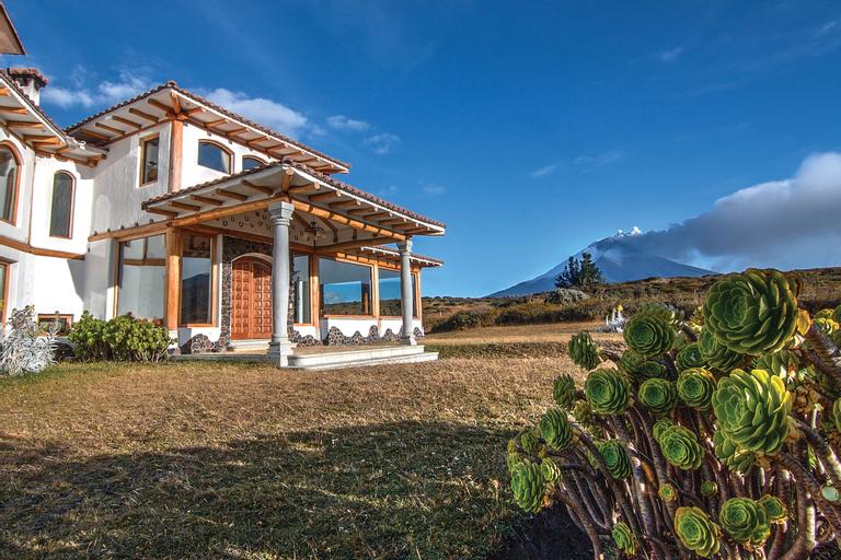 Hacienda Los Mortiños, Mejía