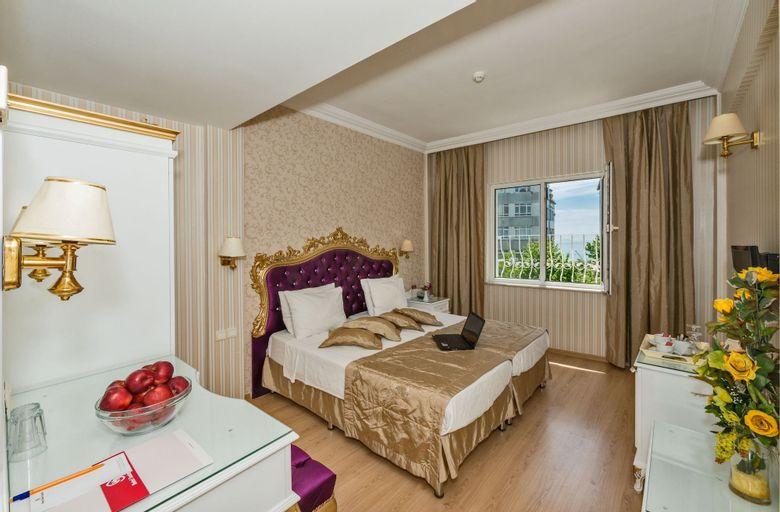 Santa Sophia Hotel, Fatih