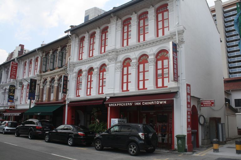 Backpackers' Inn Chinatown, Outram