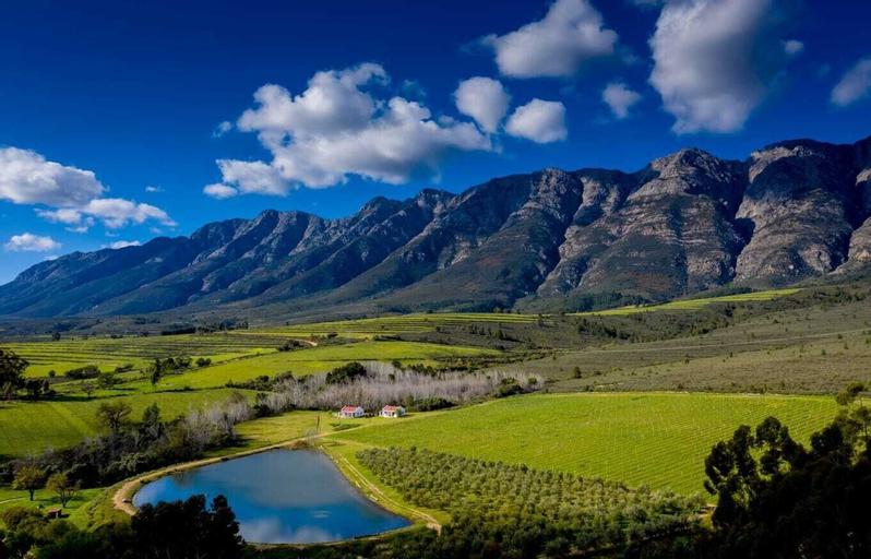 Fraaigelegen Farm, Cape Winelands