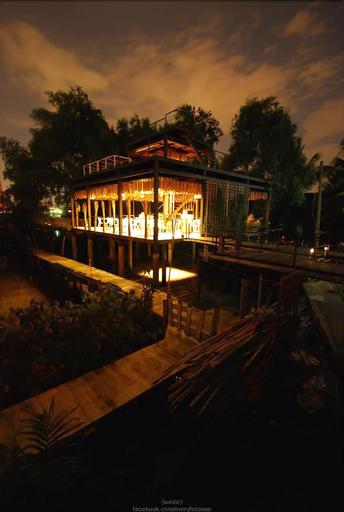 Bangkok Tree House, Phra Pra Daeng