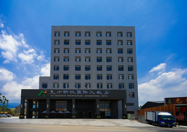 Oriental Pearl International Hotel, Chiayi County