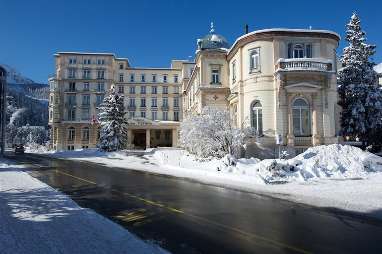Hotel Reine Victoria, Maloja