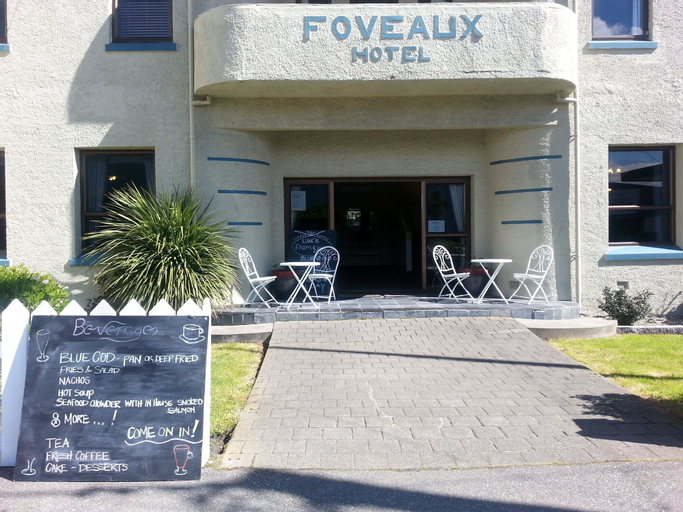 Foveaux Hotel, Invercargill