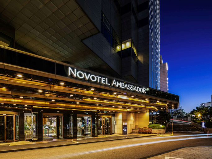 Novotel Ambassador Seoul Gangnam, Gangnam