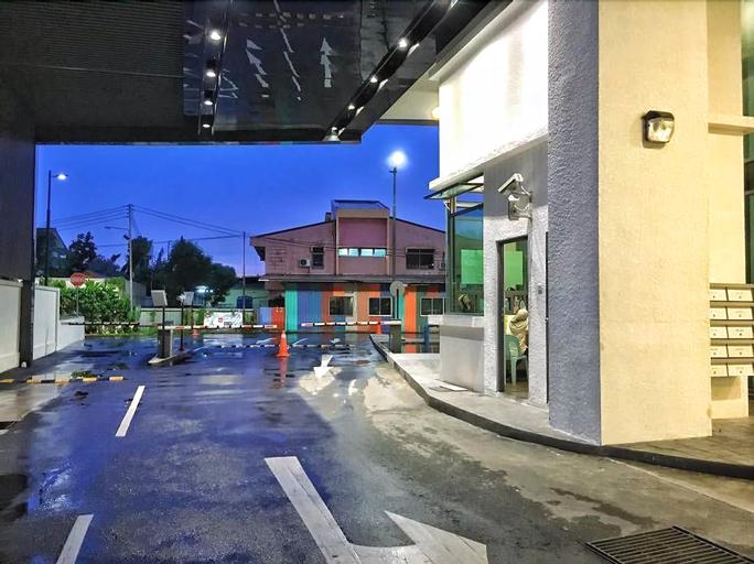 Koohen Co LA3, Penampang