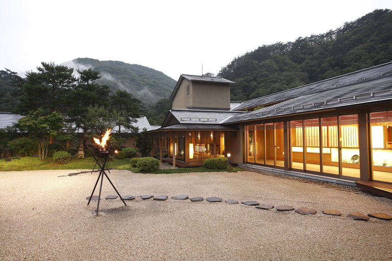 HANAMAKI ONSEN KASHOEN, Hanamaki