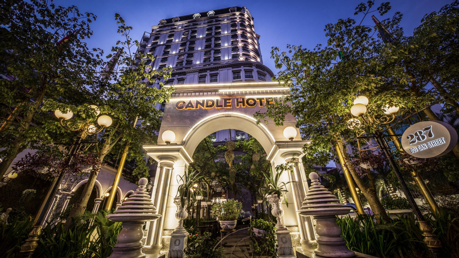 Super Hotel Candle, Ba Đình