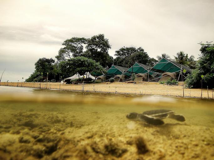 Walai Penyu Resort - Campground, Sandakan