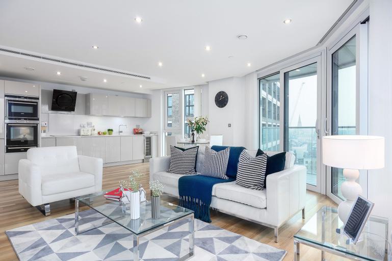 Altitude Point Apartments, London