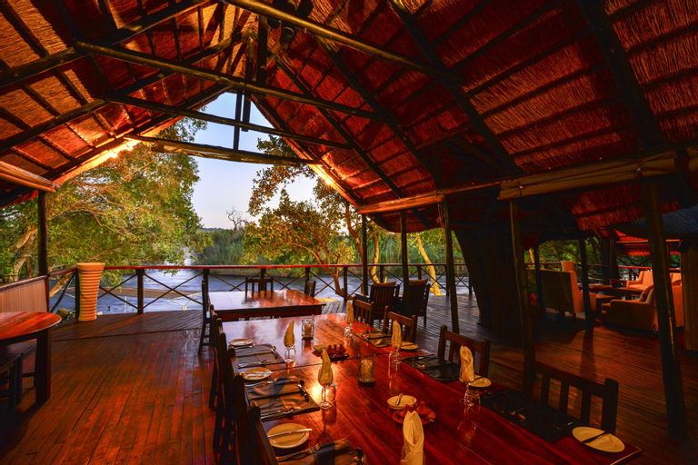 Ichingo Chobe River Lodge, Kabe