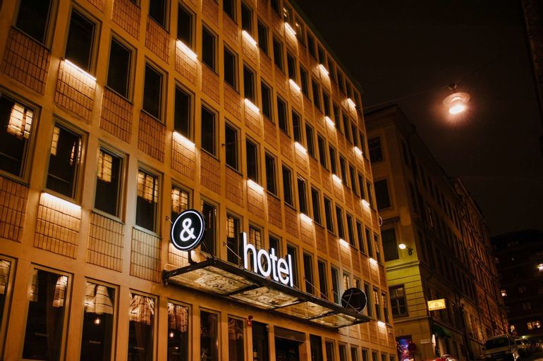 Best Western and hotel, Stockholm