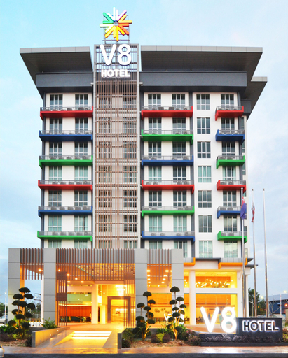 V8 Hotel, Johor Bahru