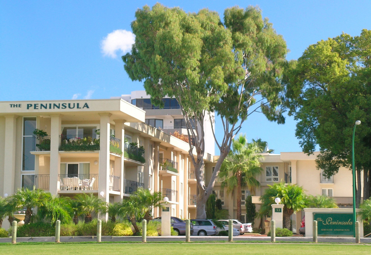 The Peninsula Riverside Serviced Apartments, South Perth