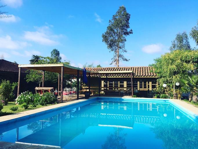 Hotel Hoja de Parra, Colchagua