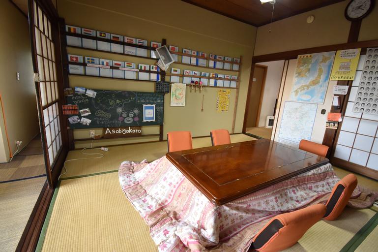 Guesthouse Asobi-Gokoro Kumamoto-City - Hostel, Kumamoto