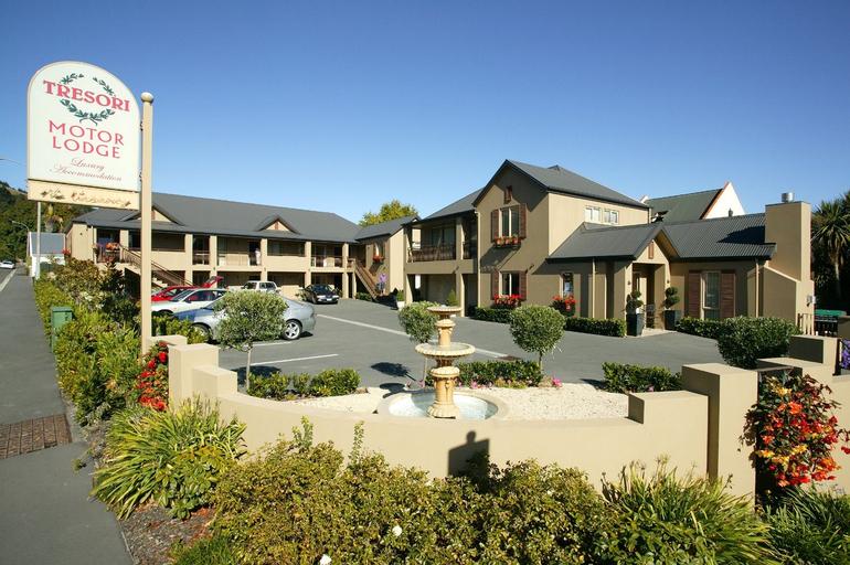 Tresori Motor Lodge, Christchurch