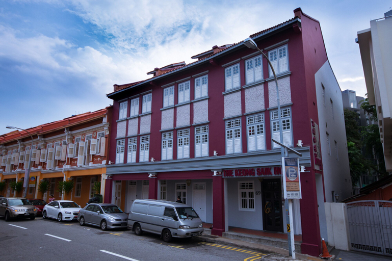 The Keong Saik Hotel, Outram