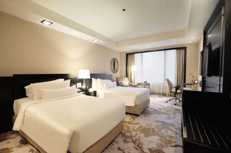 Ayana Midplaza Jakarta Hotel, Central Jakarta