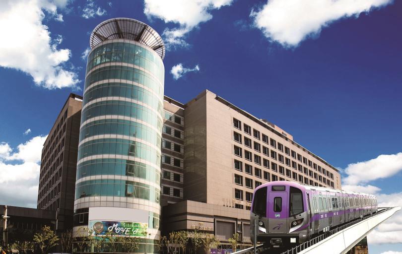 Fullon Hotel Taoyuan Airport Access MRT A8, Taoyuan