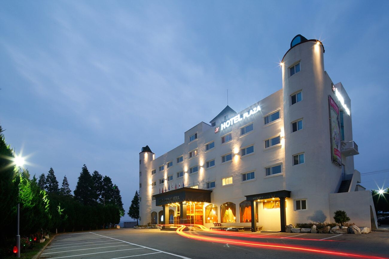 Anmyeon Plaza Hotel, Taean