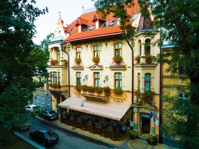 Chopin Hotel, L'vivs'ka