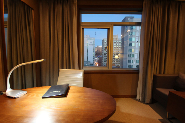 Central Plaza Hotel, Bupyeong