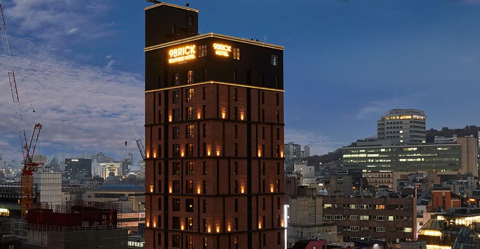 9 Brick Hotel, Seodaemun