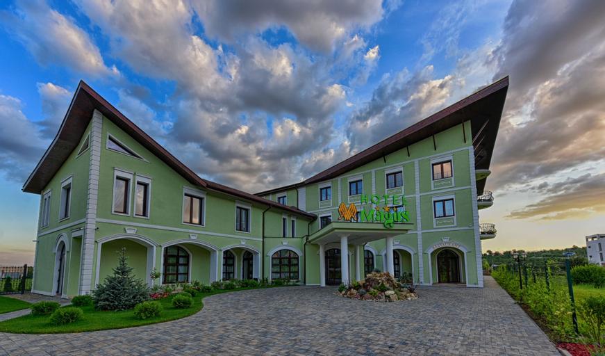 Magus Hotel, Baia Mare