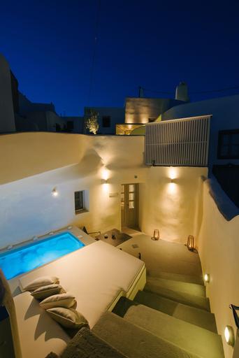 Pyrgos Kastelli Villas, South Aegean