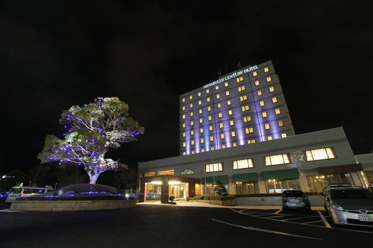 Minakuchi Century Hotel, Kōka