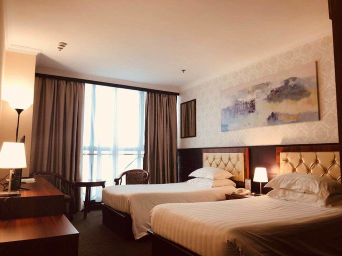 Magnificent International Hotel, Shanghai