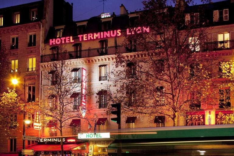 Hôtel Terminus Lyon, Paris