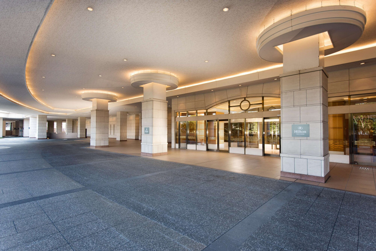 Hilton Tokyo Odaiba, Kōtō