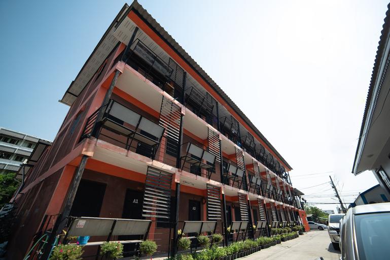 Chang Hostel Suvarnabhumi, Lat Krabang