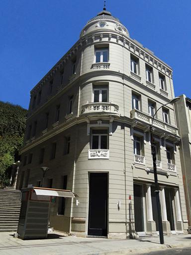 Terranostra Hotel, Valparaíso